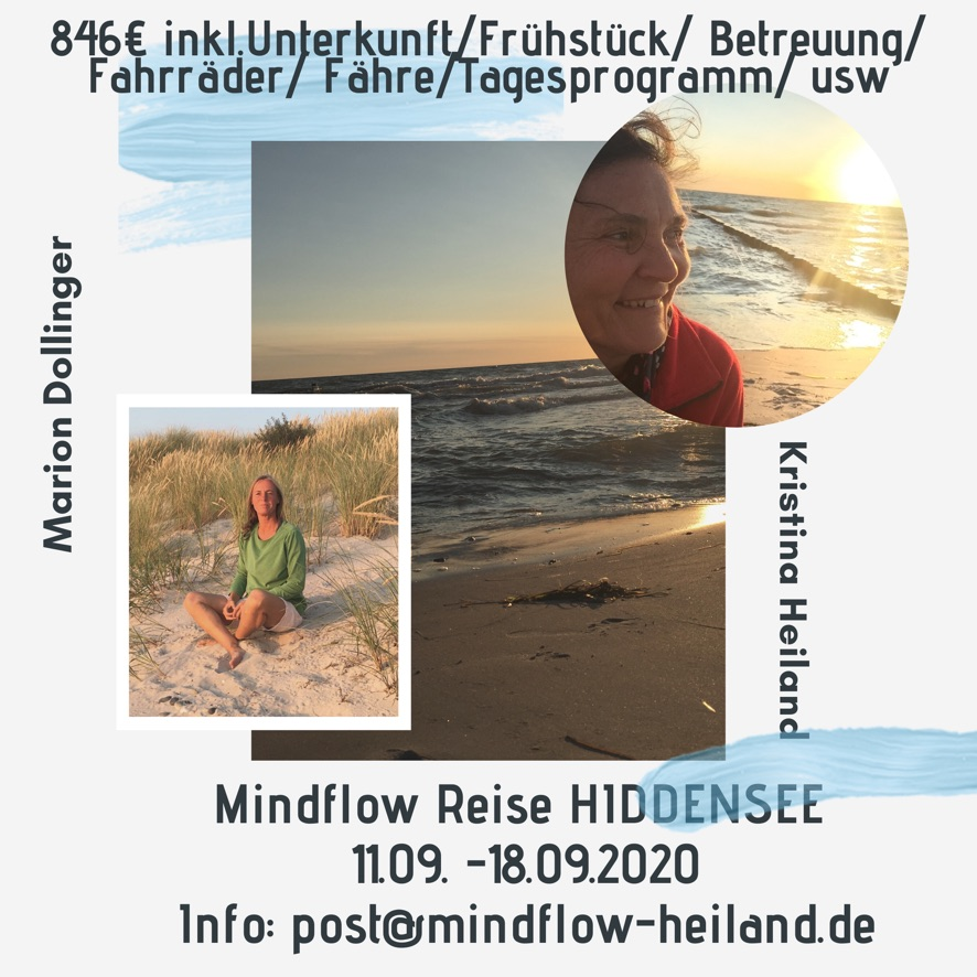 Mindflow Hiddensee Reise
